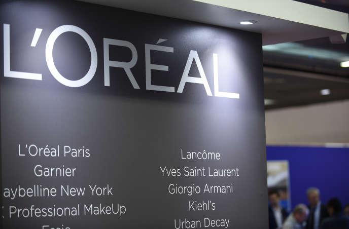 311f0eca65f L Oréal ébranle le marché des cosmétiques bio