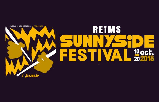 Affiche du Sunnyside Festival, à Reims.