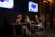 Conversation avec Michelle Perrot, Alain Corbin et Florent Georgesco du «Monde des livres » sur l'histoire de la sexualité au Monde Festival, au Palais Garnier, le 7 octobre.