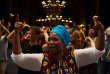 Performance animée par Chantal Loïal, et José Montalvo, avec la participation du public, dans la grande salle du Palais Garnier lors du festival du Monde le 7 octobre