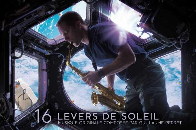 Pochette de l'album« 16 levers de soleil»,de Guillaume Perret, musique originale du film de Pierre-Emmanuel Le Goff.