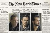 Mode et agressions sexuelles: les coulisses de l'enquête du «New York Times »