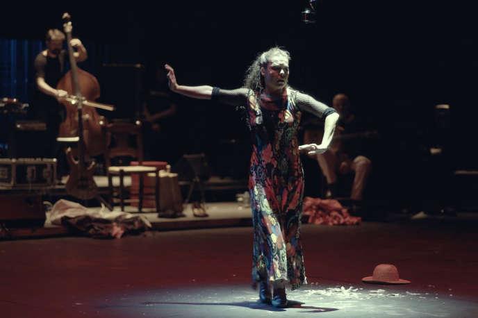La danseuse et chorégrapheRocio Molina dans« Impulso», documentaire d'Emilio Belmonte.