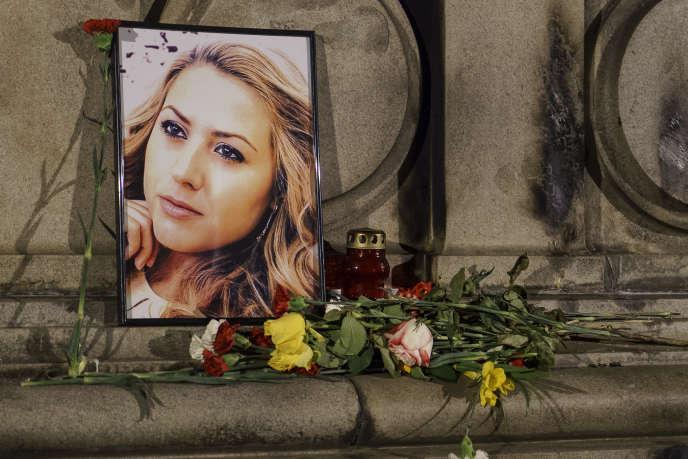 a4492b46afa9 Un suspect arrêté en Allemagne après le meurtre de la journaliste bulgare  Viktoria Marinova