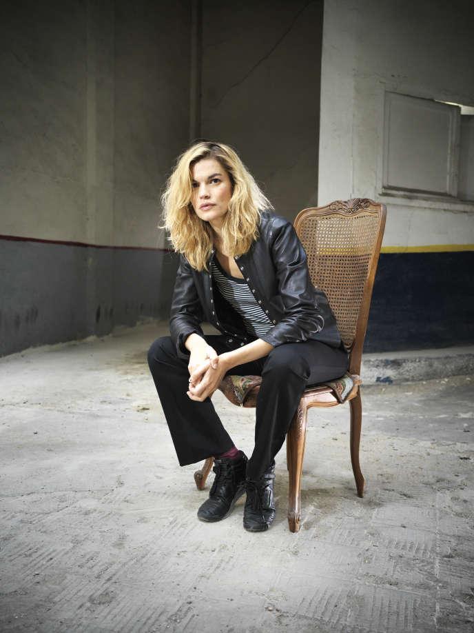 L'actrice Marie-Sophie Ferdane, le 16 septembre, à Paris.