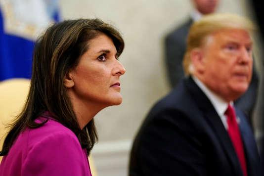 Nikki Haley incarne à la fois le dédain de l'administration Trump pour les cadres multilatéraux traditionnels et son engagement sans précédent aux côtés d'Israël.
