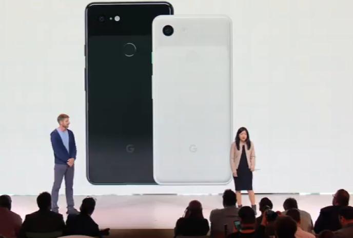 Le Pixel 3 aura, classiquement, deux versions de tailles différentes.