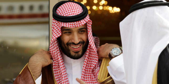 Le prince héritier d'Arabie saoudite, Mohammed Ben Salman, en mai 2012.
