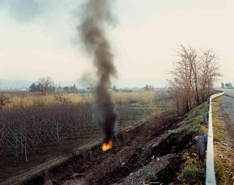 E45, San Vittore, Cesena, 1988.