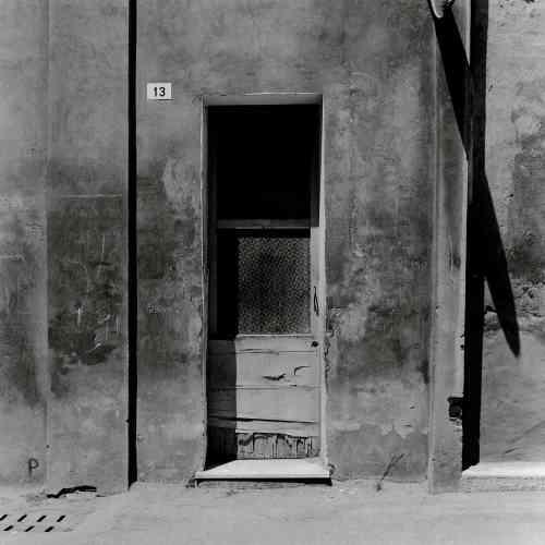 Corso Giuseppe Mazzini, Cesena, 1980.