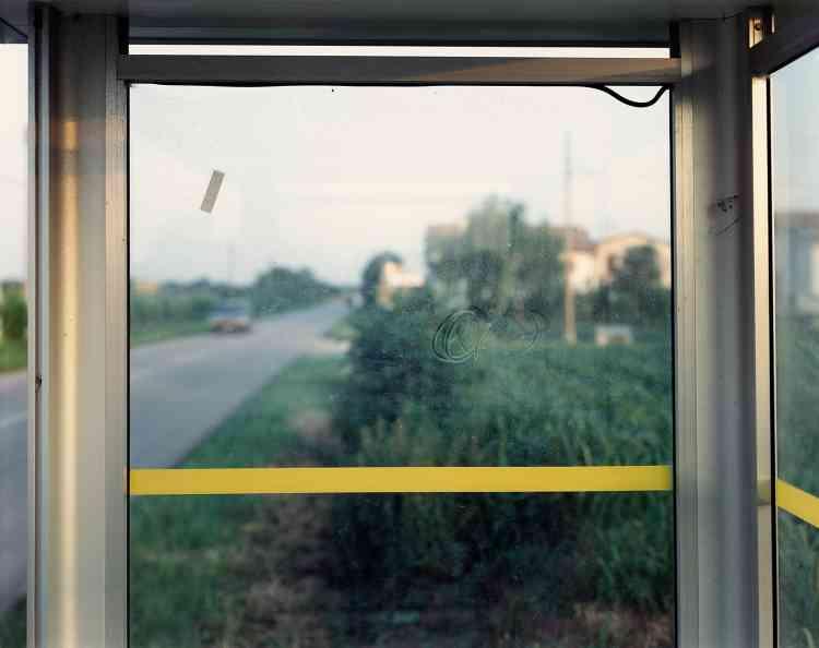 Via Montaletto, Cervia, 1986.