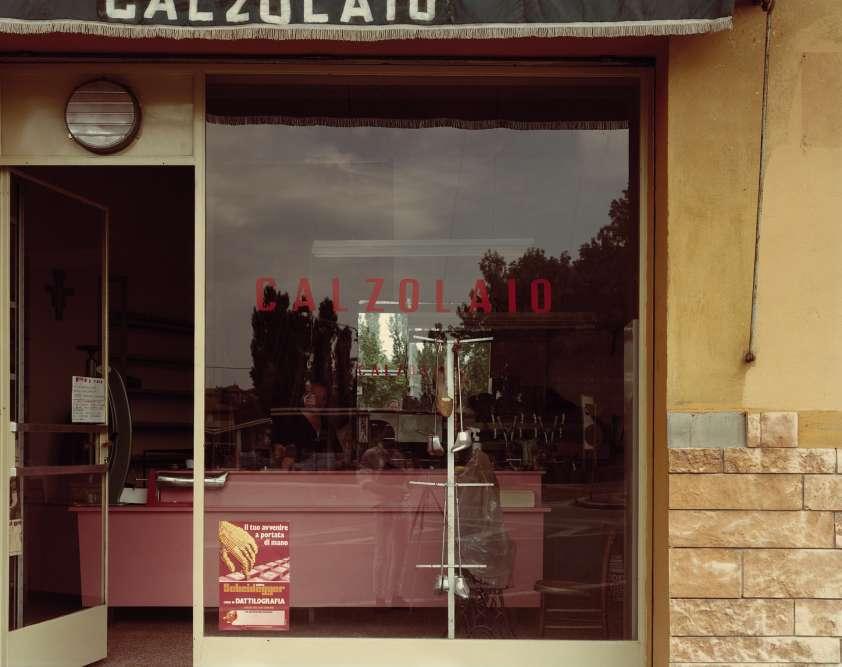 Via Emilia, Cesena, 1984.