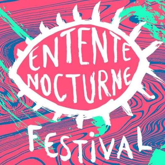 Visuel du festival Entente Nocturne 2018.