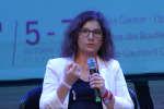 Le samedi 6octobre au Monde Festival, Blanche Lochmann, présidente de la Société des agrégés, a livré sa vision de l'enseignement.