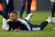 Soccer Football - International Friendly - France Training - Stade municipal de Roudourou, Guingamp, France - October 10, 2018   France's Kylian Mbappe during training   REUTERS/Stephane Mahe