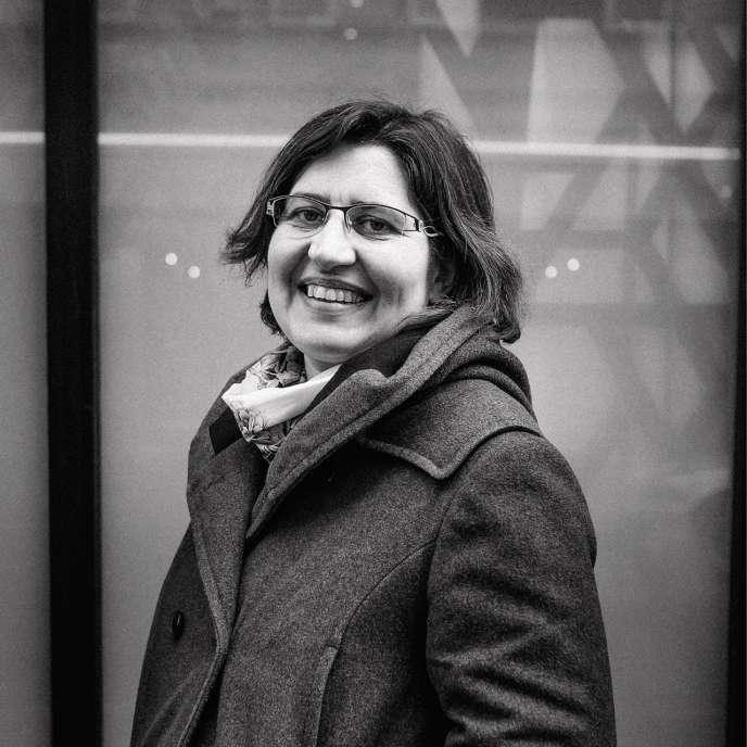 La climatologue Valérie Masson-Delmotte, 46 ans, chercheuse au Commissariat à l'énergie atomique (CEA).