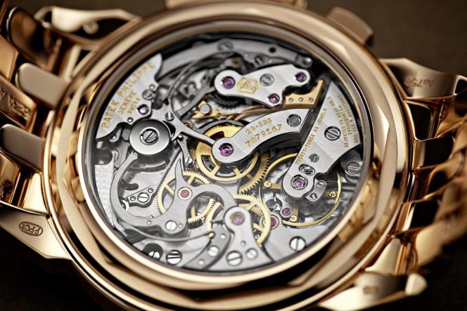 Le mouvement chronographe à quantième perpétuel de la Patek Philipperef.5270.