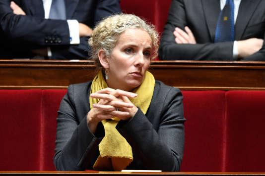 Delphine Batho, à l'Assemblée nationale, le 28 mars.
