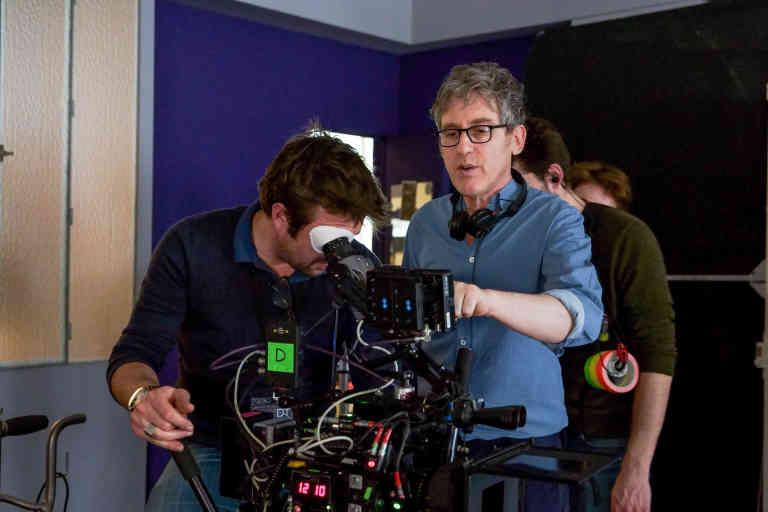 Eric Rochant, Réalisateur et showrunner de la série
