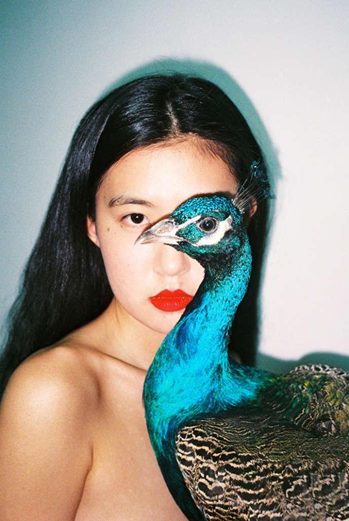«Peacock», de Ren Hang.