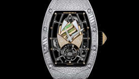 RM71-01 Automatic Tourbillon Talisman, Richard Mille.