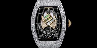 RM71-01 Automatic Tourbillon Talisman, Richard Mille.