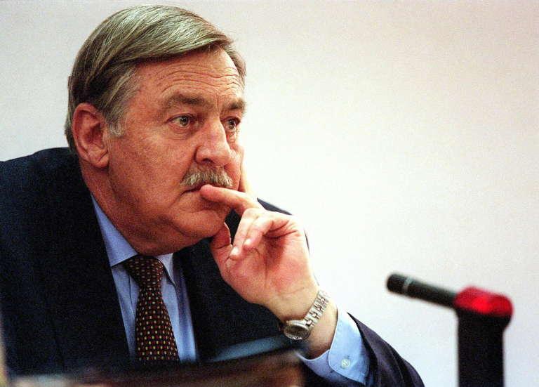 Pik Botha, en 1997.