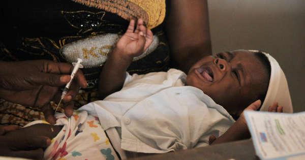 Un plan vaccinal pour sauver 220000 enfants de RDC
