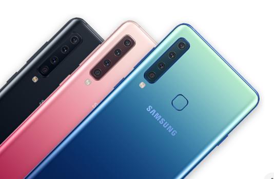 Le A9 de Samsung disposera de quatre capteurs photo à l'arrière.