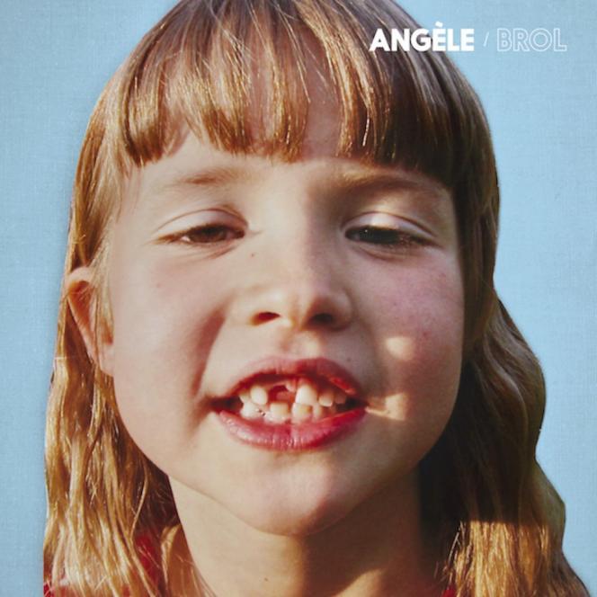 Pochette de l'album « Brol», d'Angèle.
