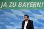 Markus Soeder, Bavaria's State Premier and top candidate of the conservative Christian Social Union (CSU) party for the regional elections in Bavaria, addresses a final election rally in Munich, southern Germany, on October 12, 2018. German Chancellor Angela Merkel's conservative Bavarian allies face an electoral earthquake in the southern Alpine state on October 14, 2018 that could send shockwaves back to Berlin.  / AFP / Christof STACHE
