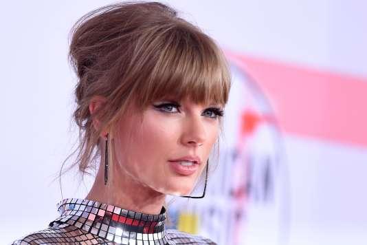 La chanteuse Taylor Swift a soutenu le candidat démocrate au Sénat dans le Tennessee, Phil Bredesen.