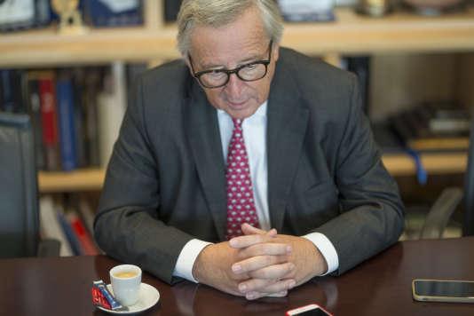 Pour Jean-Claude Juncker, « Viktor Orban n'a plus sa place au sein du PPE »