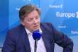 Eric Brion au micro d'Europe 1, vendredi 12 octobre.