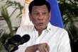 Le président philippin, Rodrigo Duterte, à Davao, le 8 septembre 2018.