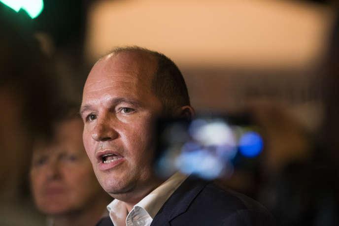 Le PS, parti du bourgmestre sortant, Philippe Close, pourrait s'allier avec les écologistes à Bruxelles.