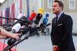Le sort du premier ministre libéral, Xavier Bettel, est encore incertain.