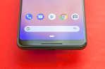 Le nouveau bouton d'Android, large et intrigant.