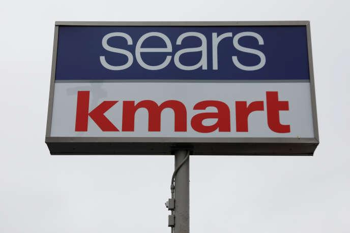 Sears qui n'a plus fait de profit depuis 2011 est lourdement endetté.