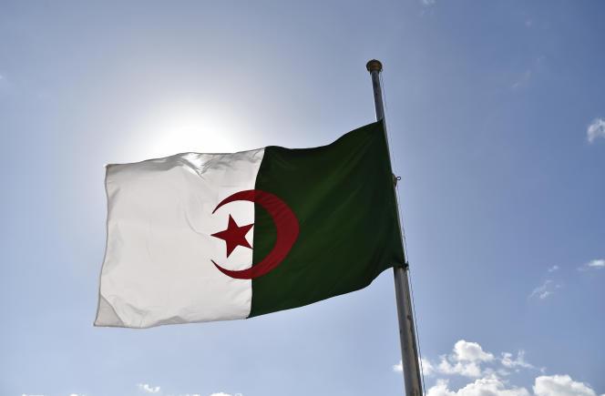 Le drapeau algérien (photo d'illustration).