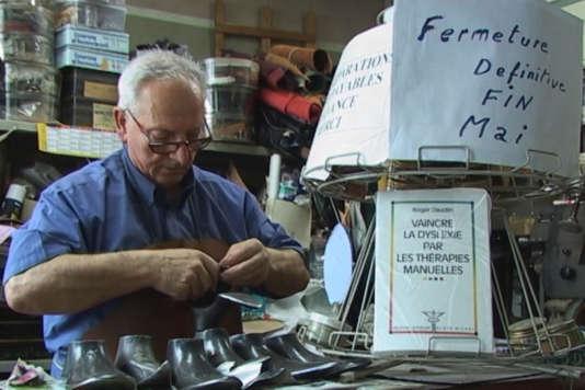 Un scène du documentaire français d'Alain Cavalier,« Six portraits XL».