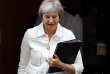 Theresa May, le 15 octobre à Londres.