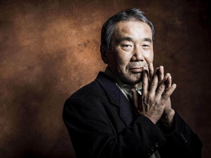 L'écrivain japonais Haruki Murakami, en 2014.