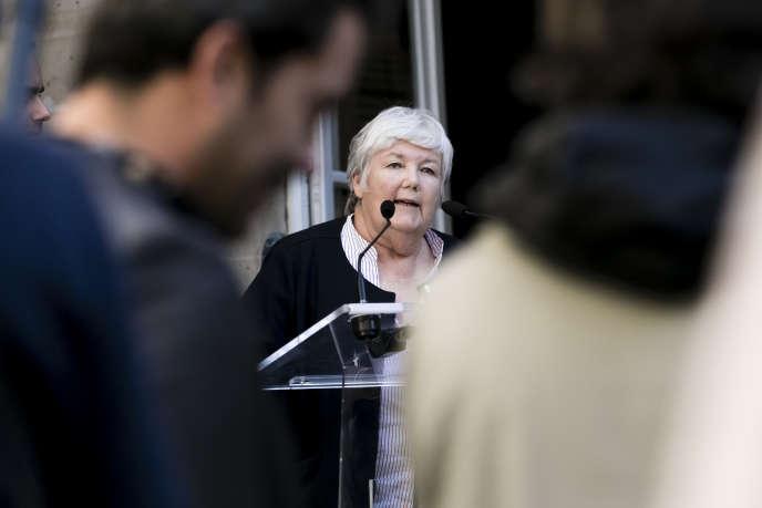 Jacqueline Gourault, ici le 16 octobre à Paris,a été missionnée pour renouer, en priorité, le dialogue avec les départements.