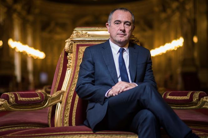 Didier Guillaume a été nommé ministre de l'agriculture lors du dernier remaniement, le 16 octobre 2018.
