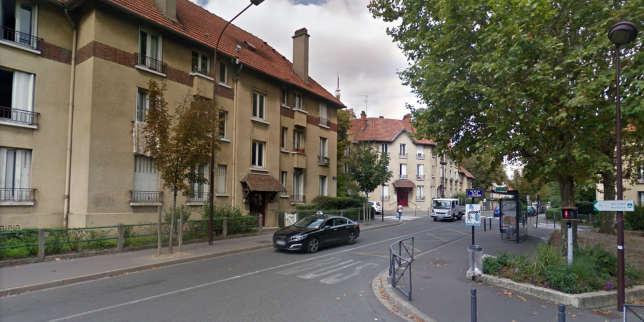La rue des Sablons aux Lilas (Seine-Saint-Denis) oùun adolescent de 13 ans a été roué de coups par une bande de jeunes, le 13 octobre.