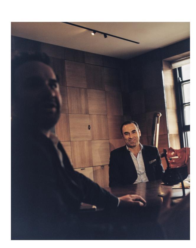 Julien Lombrail (à gauche) et Loïc Le Gaillard, une histoire d'amitié.