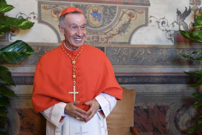 Récemment promu au rang de cardinal, Luis Francisco Ladaria Ferrer s'est rendu au consistoire de création des nouveaux cardinaux le 28 juin au Vatican.