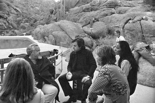 « The Other Side of the Wind », le baiser de la mort d'Orson Welles
