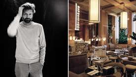 Joseph Dirand, architecte d'intérieur, a créé Girafe, le restaurant de la Cité de l'architecture.